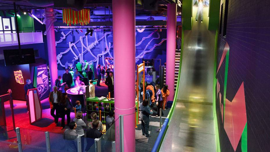 Questacon is an exciting and intriguing concentration of science brought to life in vivid techni-colour.