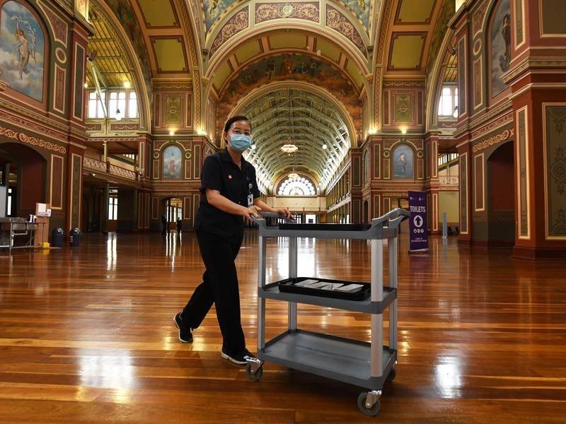 New Vic vaccine hub's Spanish flu history | Narooma News ...