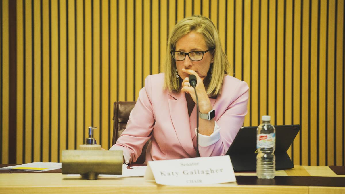 Labor senator and committee co-chair Katy Gallagher says a report into the government's use of public interest immunity claims should